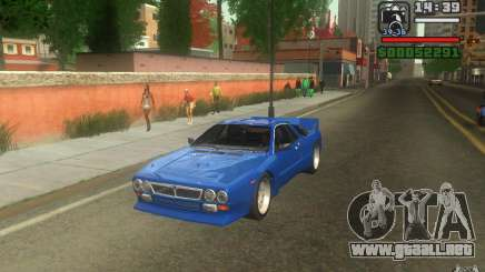 Lancia 037 Stradale para GTA San Andreas