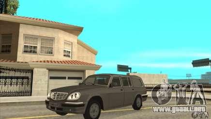 GAZ 311052 Volga (restyling) v1.0 para GTA San Andreas