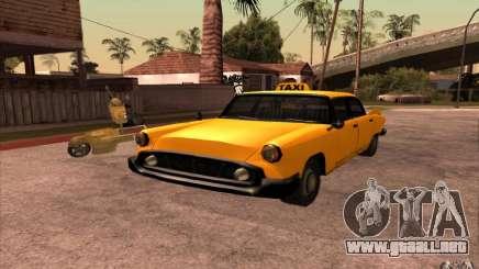 Glendale Cabbie para GTA San Andreas