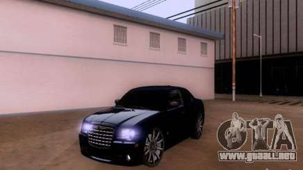 Chrysler 300 c SRT8 2007 para GTA San Andreas