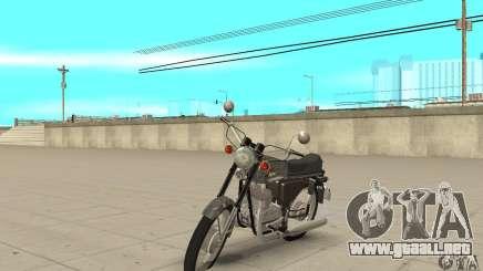 634V5 actualización Jawa 350 para GTA San Andreas