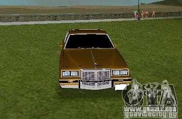 Pontiac Grand Prix para GTA Vice City