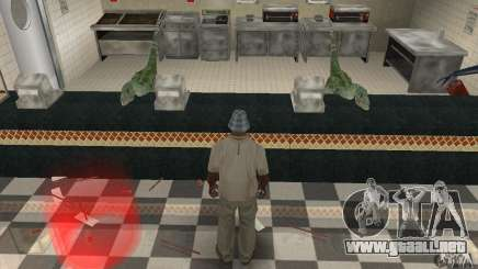 Dinosaurio para GTA San Andreas