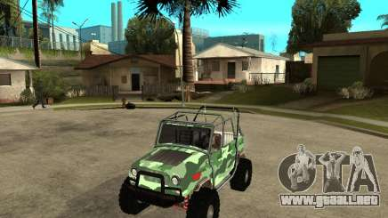 469 UAZ HUNTER para GTA San Andreas