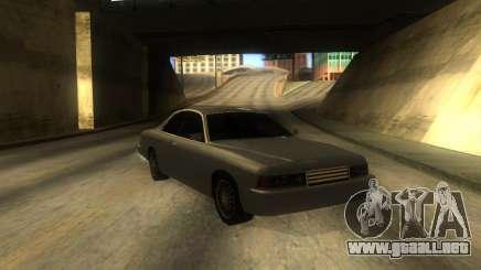 Merit Coupe para GTA San Andreas