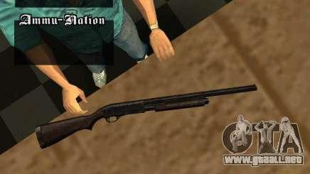 Remington 870 Action Express para GTA San Andreas