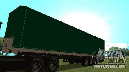 NEFAZ 93344 verde para GTA San Andreas