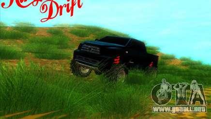 Toyota Tundra OFF Road Tuning para GTA San Andreas