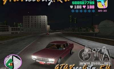 Ford AMC Matador para GTA Vice City