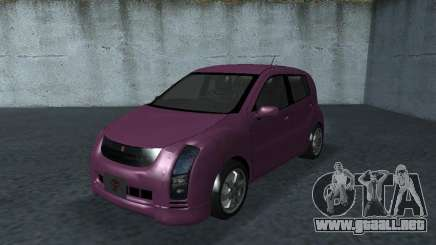 Toyota WiLL Cypha para GTA San Andreas