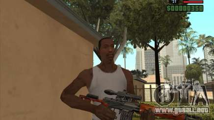 SVD para GTA San Andreas