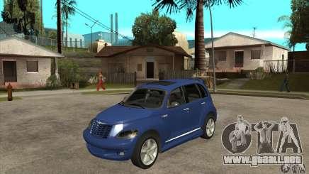 Chrysler PT Cruiser GT 2004 para GTA San Andreas