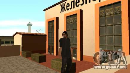 HD pieles personal para GTA San Andreas