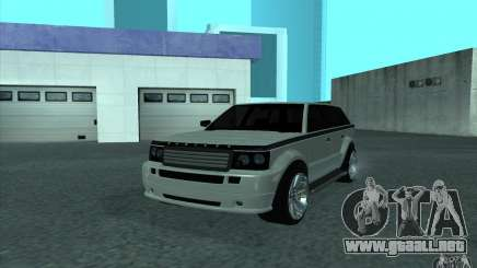 Huntley de GTA 4 para GTA San Andreas