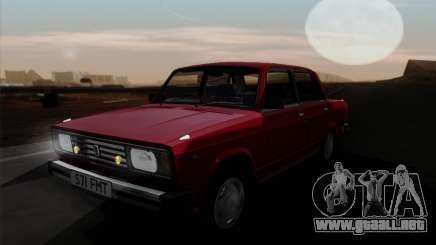 Lada 2105 RIVA (exportación) 2.0 para GTA San Andreas