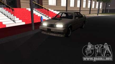 Sentinel XS 1992 para GTA San Andreas