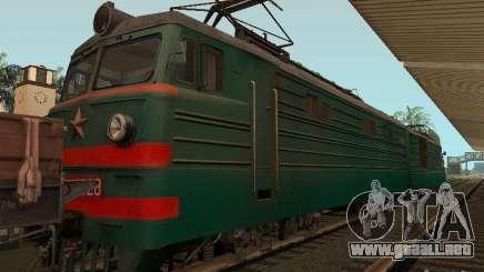 Vl10-1628 para GTA San Andreas