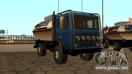 Tanque duna para GTA San Andreas