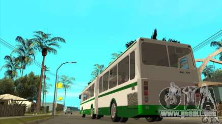 Trailer de Liaz 6212 para GTA San Andreas