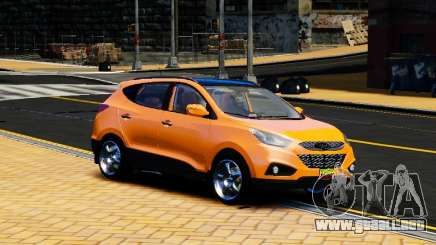 Hyundai ix35 2010 Final para GTA 4