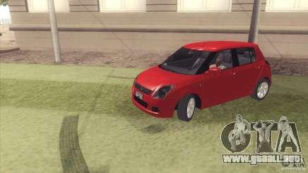 Suzuki Swift version Chilena para GTA San Andreas