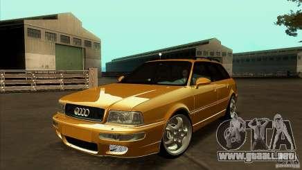 Audi RS2 Avant 1995 para GTA San Andreas