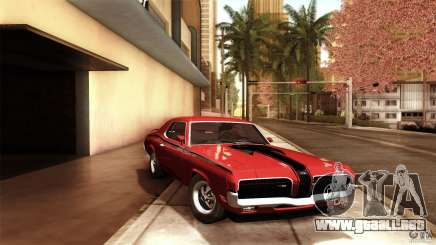 Mercury Cougar Eliminator 1970 para GTA San Andreas