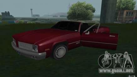 HD semental de GTA3 para GTA San Andreas