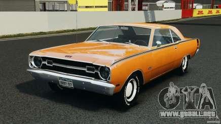 Dodge Dart GTS 1969 para GTA 4