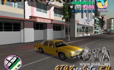 Grand Marquis GS para GTA Vice City