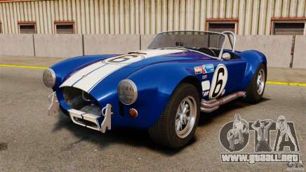 AC Cobra 427 para GTA 4