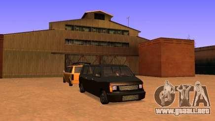 Moonbeam NN para GTA San Andreas