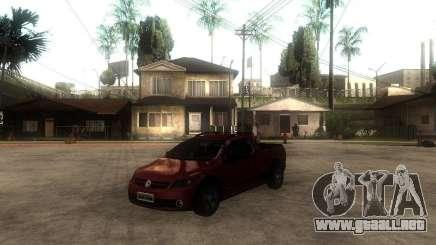 Volkswagen Saveiro Trooper CE para GTA San Andreas