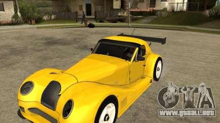 Morgan Aero 8 para GTA San Andreas