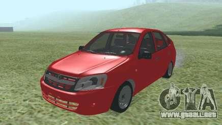 VAZ 2192 para GTA San Andreas