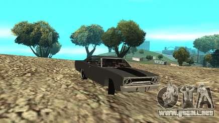 Plymouth Roadrunner 1970 para GTA San Andreas