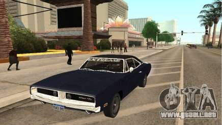 Dodge Charger RT Light Tuning para GTA San Andreas