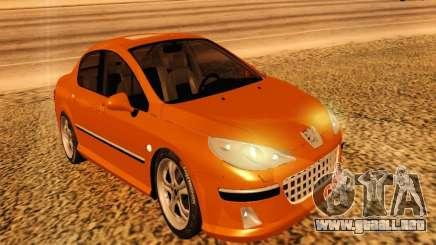 Peugeot 407 para GTA San Andreas