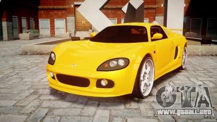 Watson R-Turbo Roadster para GTA 4