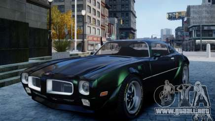 Pontiac Firebird 1971 para GTA 4