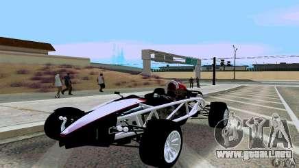 Ariel Atom para GTA San Andreas