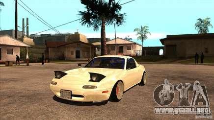 Mazda Miata JDM para GTA San Andreas