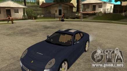 Ferrari 612 Kappa para GTA San Andreas