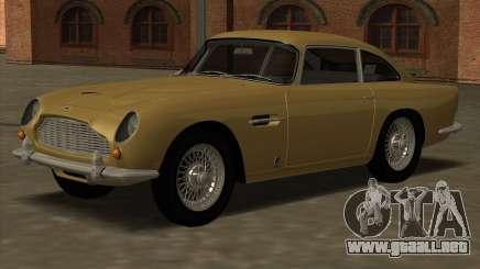 Aston Martin DB5 Vantage 1965 para GTA San Andreas