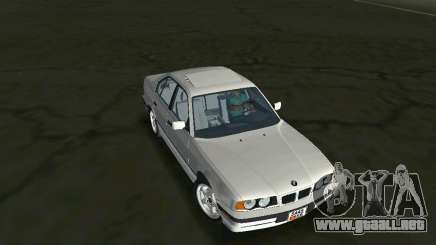 BMW 540i (E34) 1992 para GTA Vice City