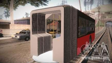 Remolque diseño X 3 GL para GTA San Andreas