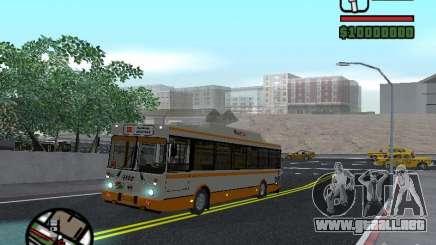 LIAZ 5283.70 para GTA San Andreas