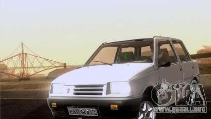 VAZ 1111 Oka sedán para GTA San Andreas