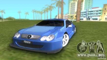 Mercedes-Benz CLK500 C209 para GTA Vice City
