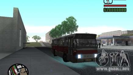 DAF CSA 1 City Bus para GTA San Andreas